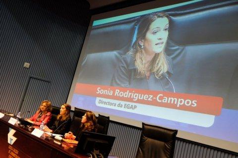 Clausura do curso monográfico sobre o Estatuto Básico do Empregado Público
